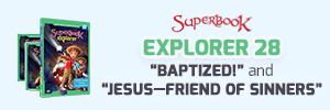 Superbook Heroes of the Bible